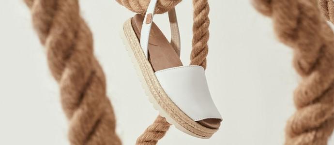 Las sandalias bio, la nueva tendencia de la moda